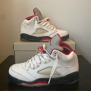 Air Jordan Retro 5 Fire Red